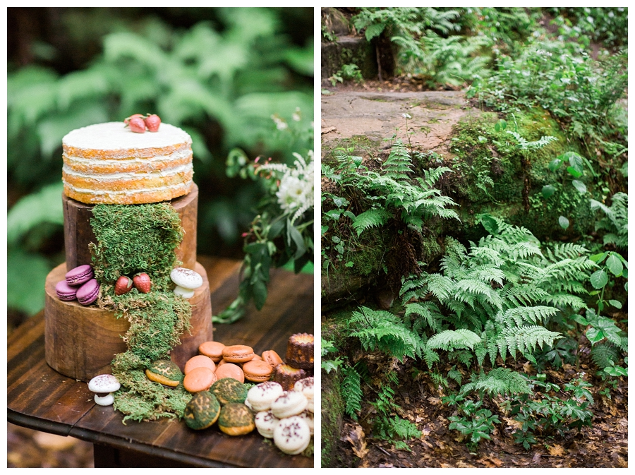fine art Wisconsin outdoor wedding styling