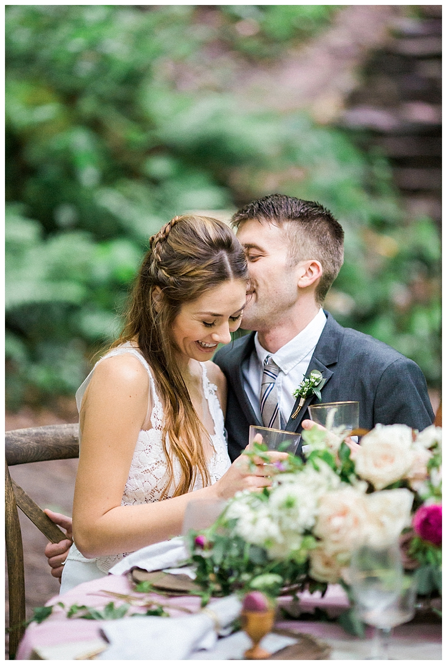 fine art Wisconsin outdoor wedding