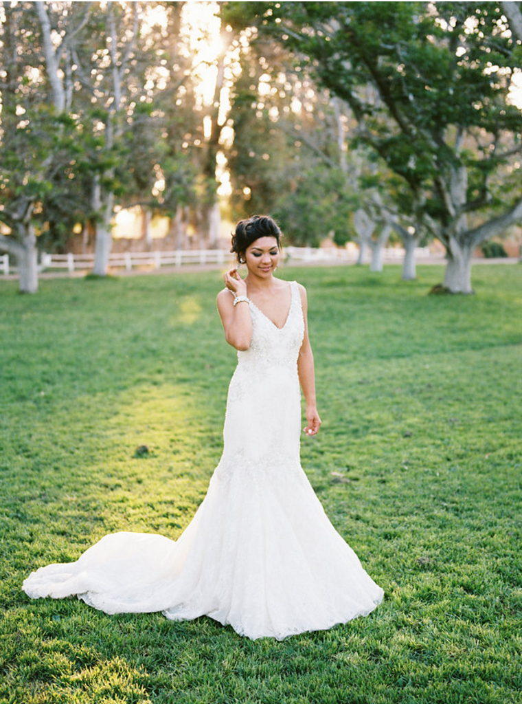 Wedding Photography in Softer Sunset Light