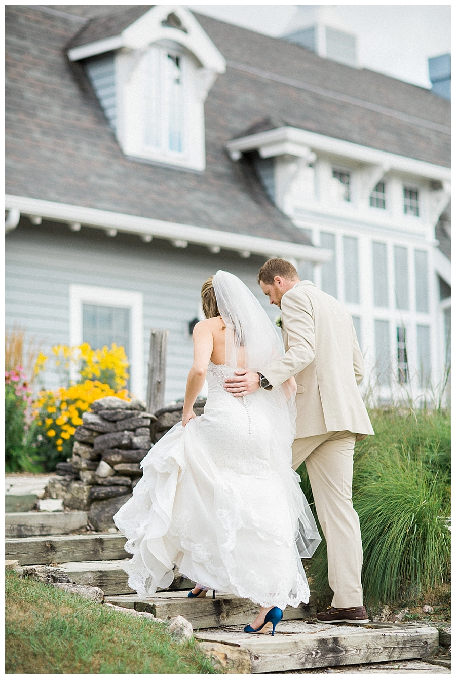 coastal fine art wedding photography at Horseshoe Bay Golf Club