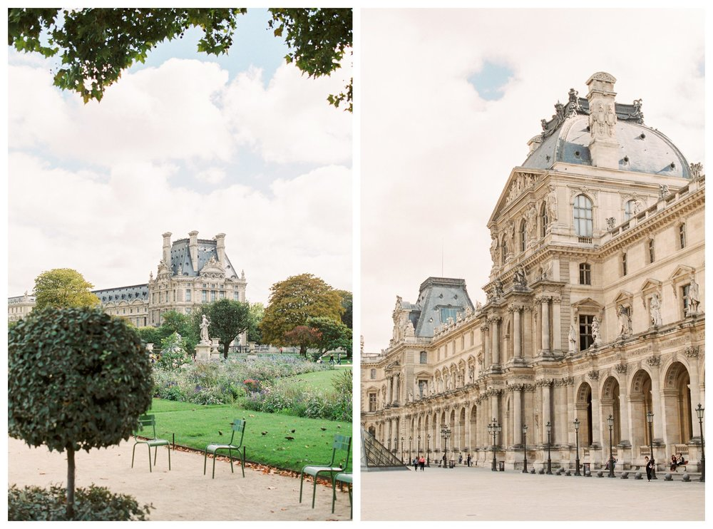 fine art travel photography by Booth Photographics of the Louvre in Paris, France