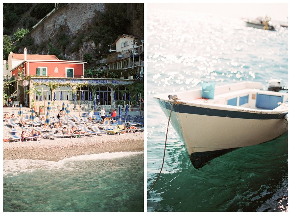 fine art travel photography of Priano, Amalfi Coast