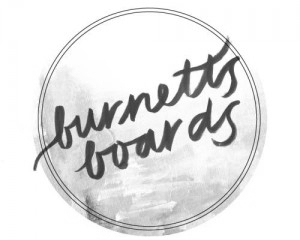 booth photographics featured on burnett's boards
