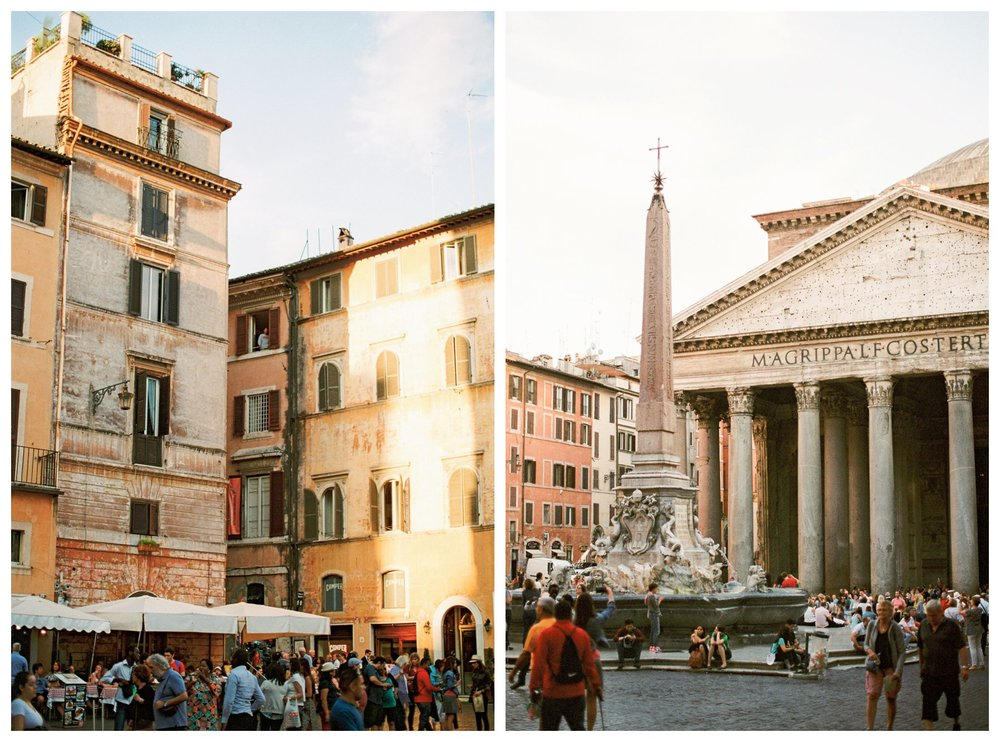 fine art travel photography at the Pantheon