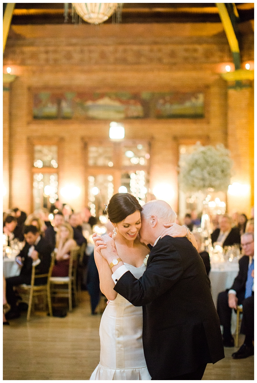 fine art wedding photography at Cafe Brauer in Lincoln Park, Chicago, Illinois