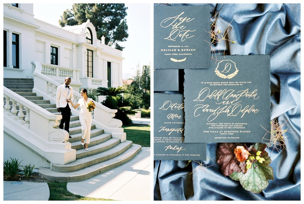 luxury California wedding photography