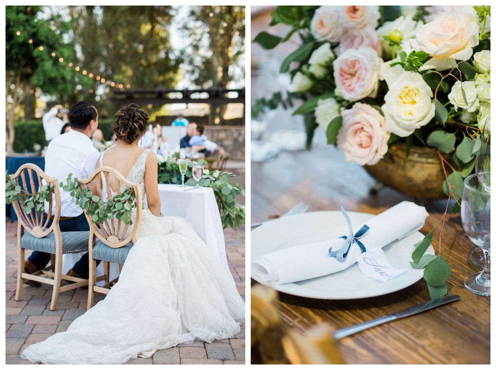 luxury southern California wedding