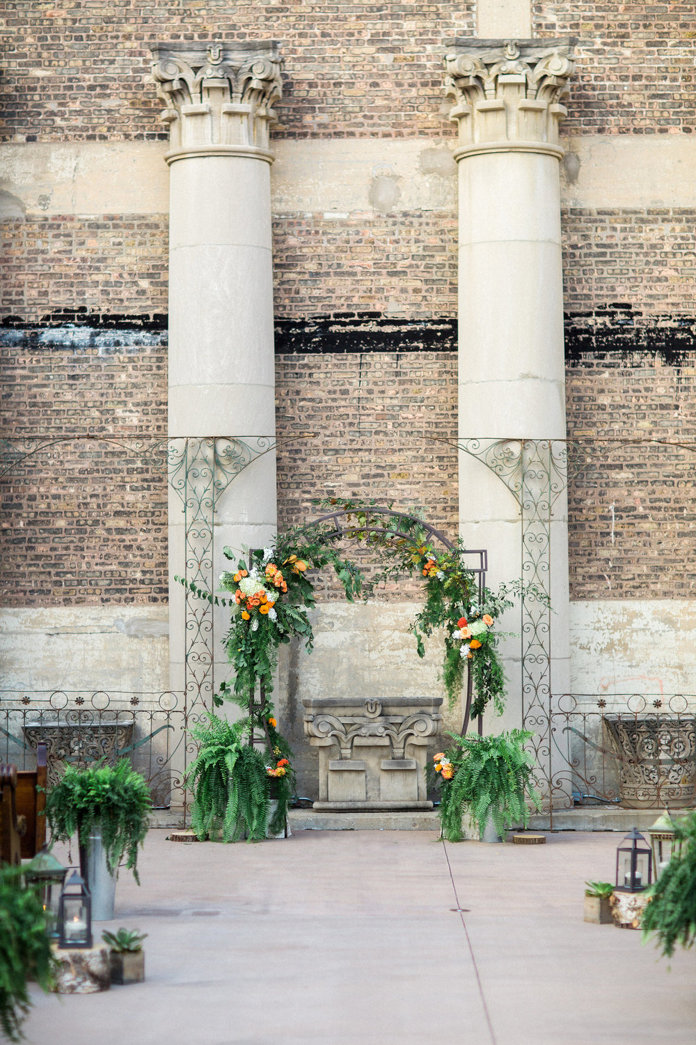 wedding ceremony artifact events chicago