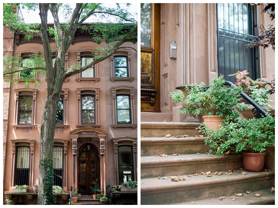 Brooklyn Brownstones  in Brooklyn, New York