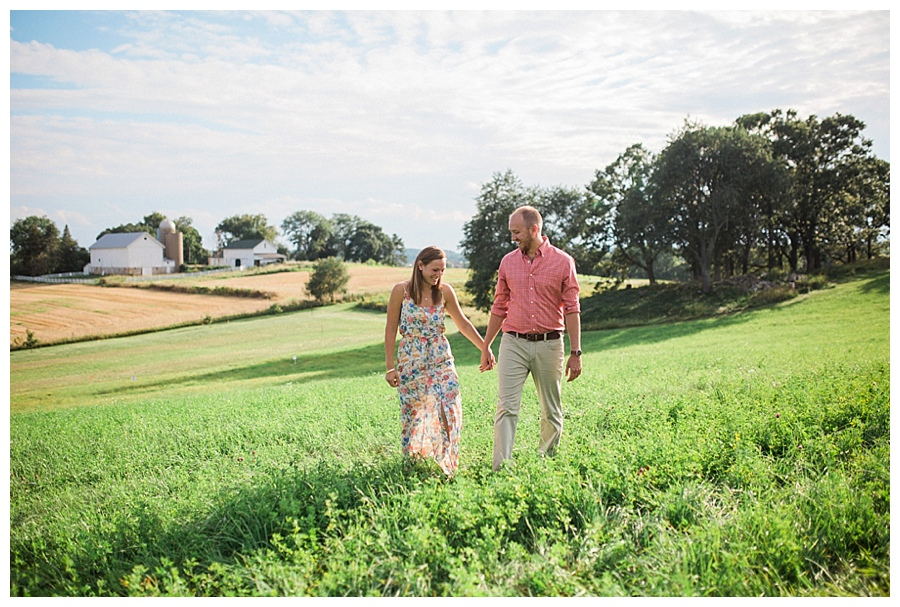 Pope Farms Engagement session