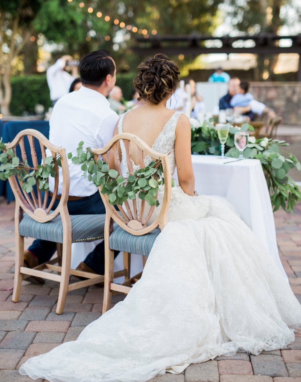 Outdoor California Walnut Grove Wedding →  -