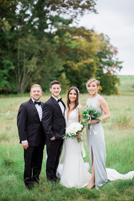 Booth Photographics Madison wedding photographer