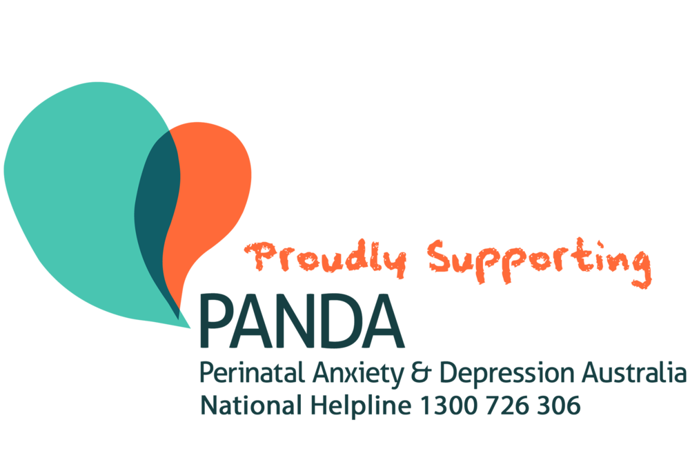 I'm so proud to be a Community Champion of PANDA. - Click on the image to get in touch.