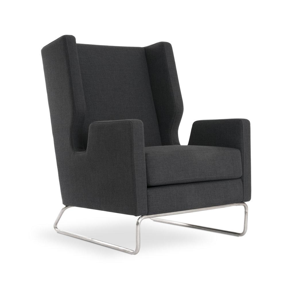 Danforth Chair By Gus* Modern