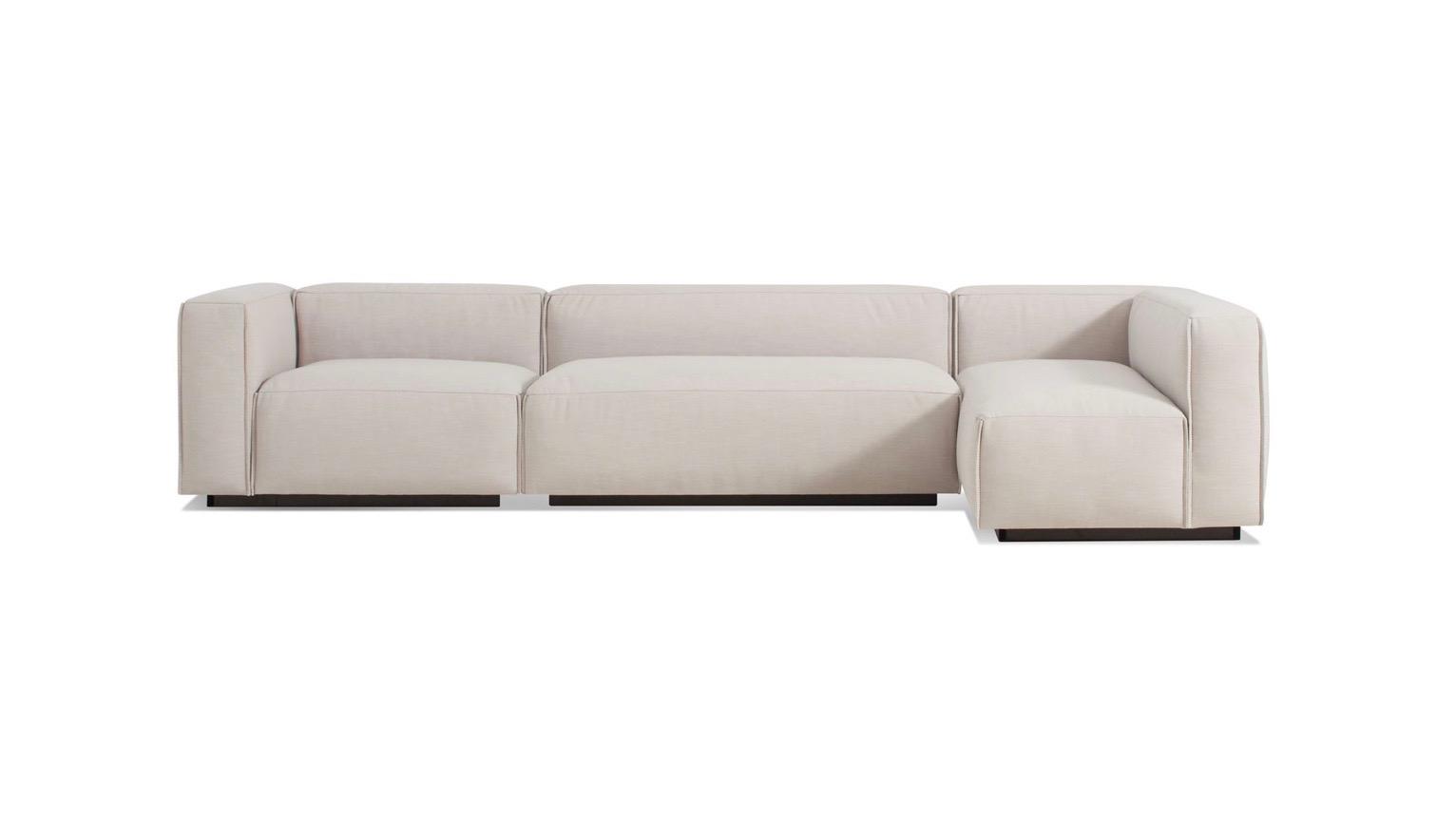 Cleon Medium + Sectional Sofa by Blu Dot