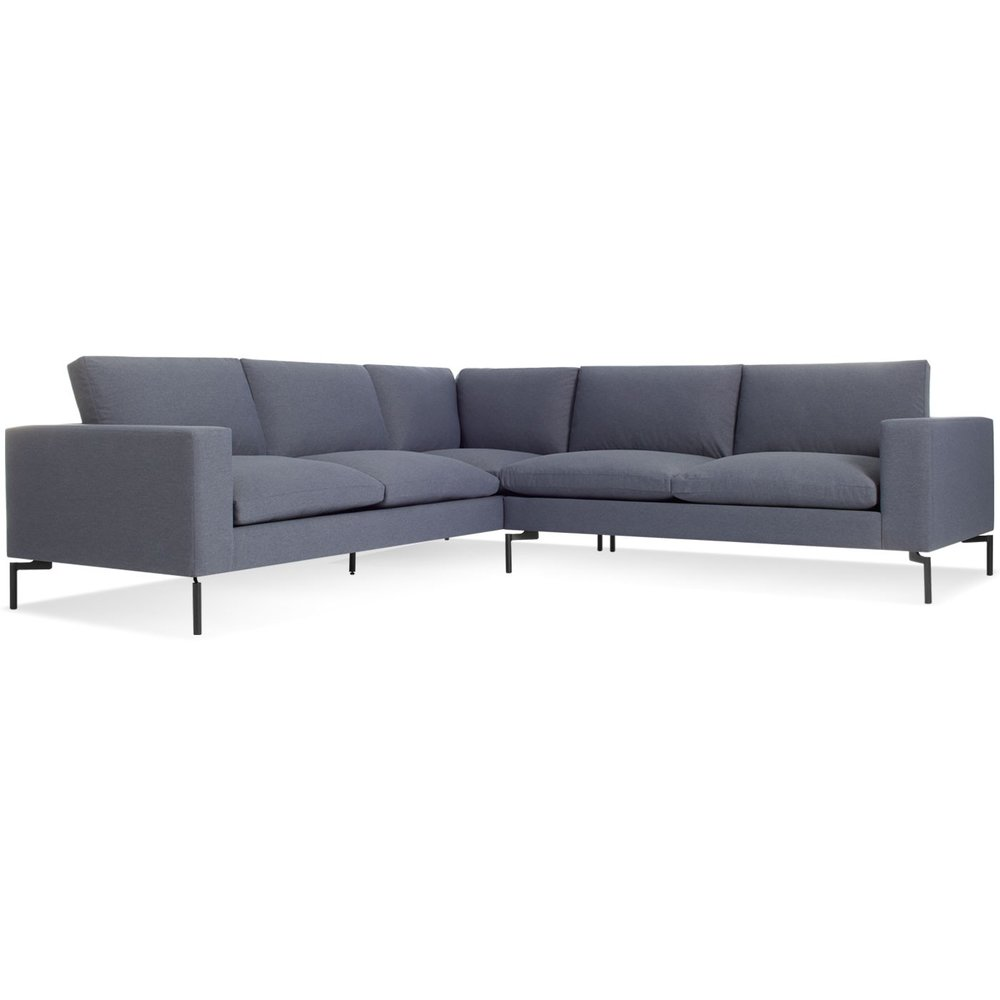 New Standard Sectional Sofa   Small By Blu Dot