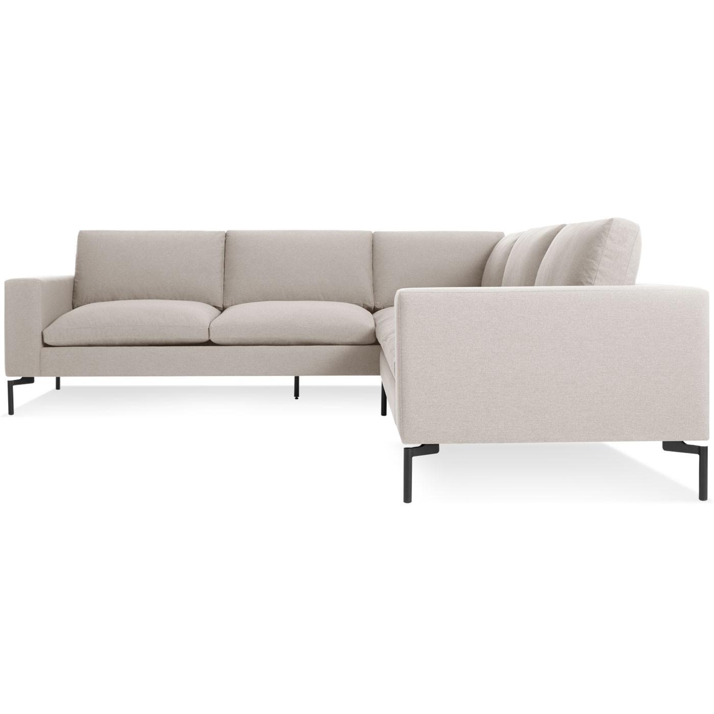 New Standard Sectional Sofa Small By Blu Dot Hub Modern Home