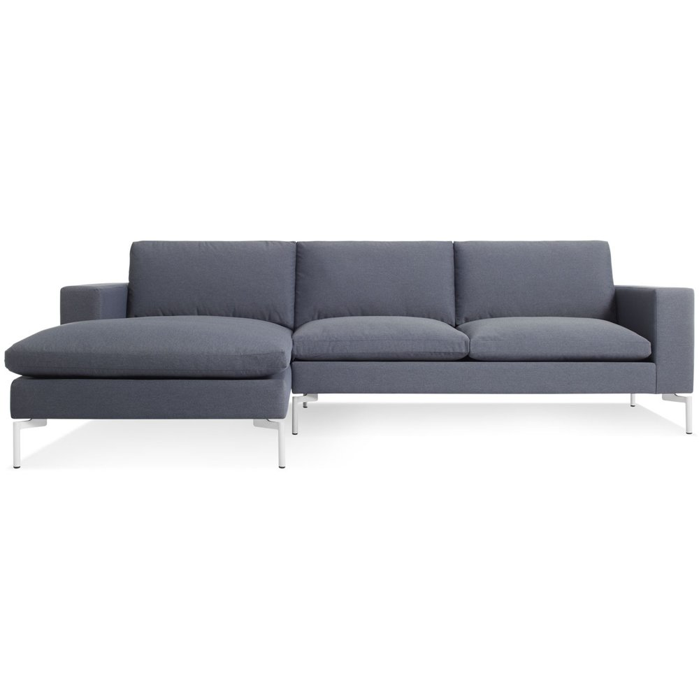 Superieur New Standard Right Arm Chaise Nixon Blue White_2.