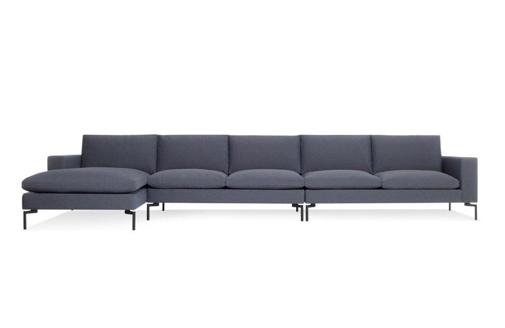 Superieur New Standard Sectional Sofa   Medium By Blu Dot