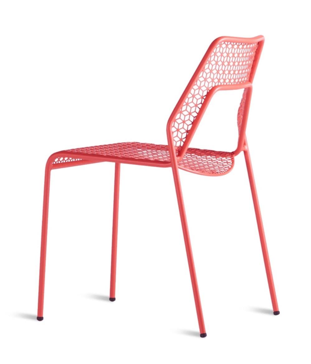Hot Mesh Patio Chair By Blu Dot