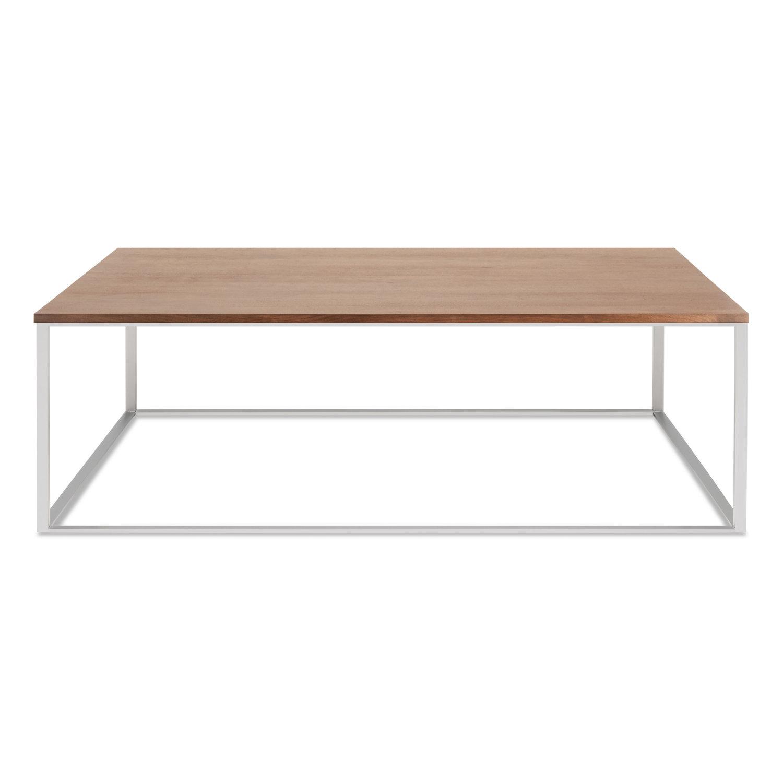 Minimalista Square Coffee Table By Blu Dot Hub Modern Home Gift - Blu dot minimalista coffee table