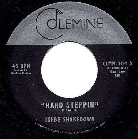 Ikebe Shakedown Hard Steppin 45.jpg
