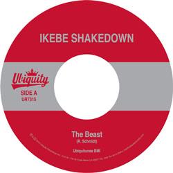 Ikebe Shakedown The Beast b:w Road Song.jpg