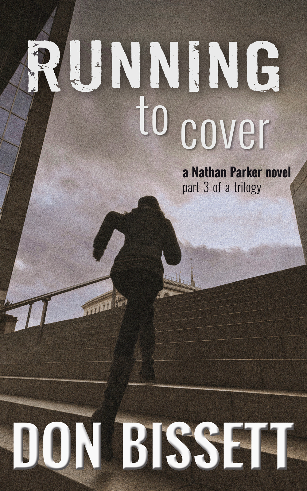 Running to Cover book cover