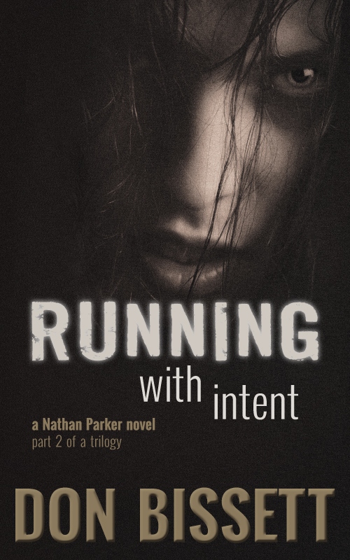 Running with Intent book cover