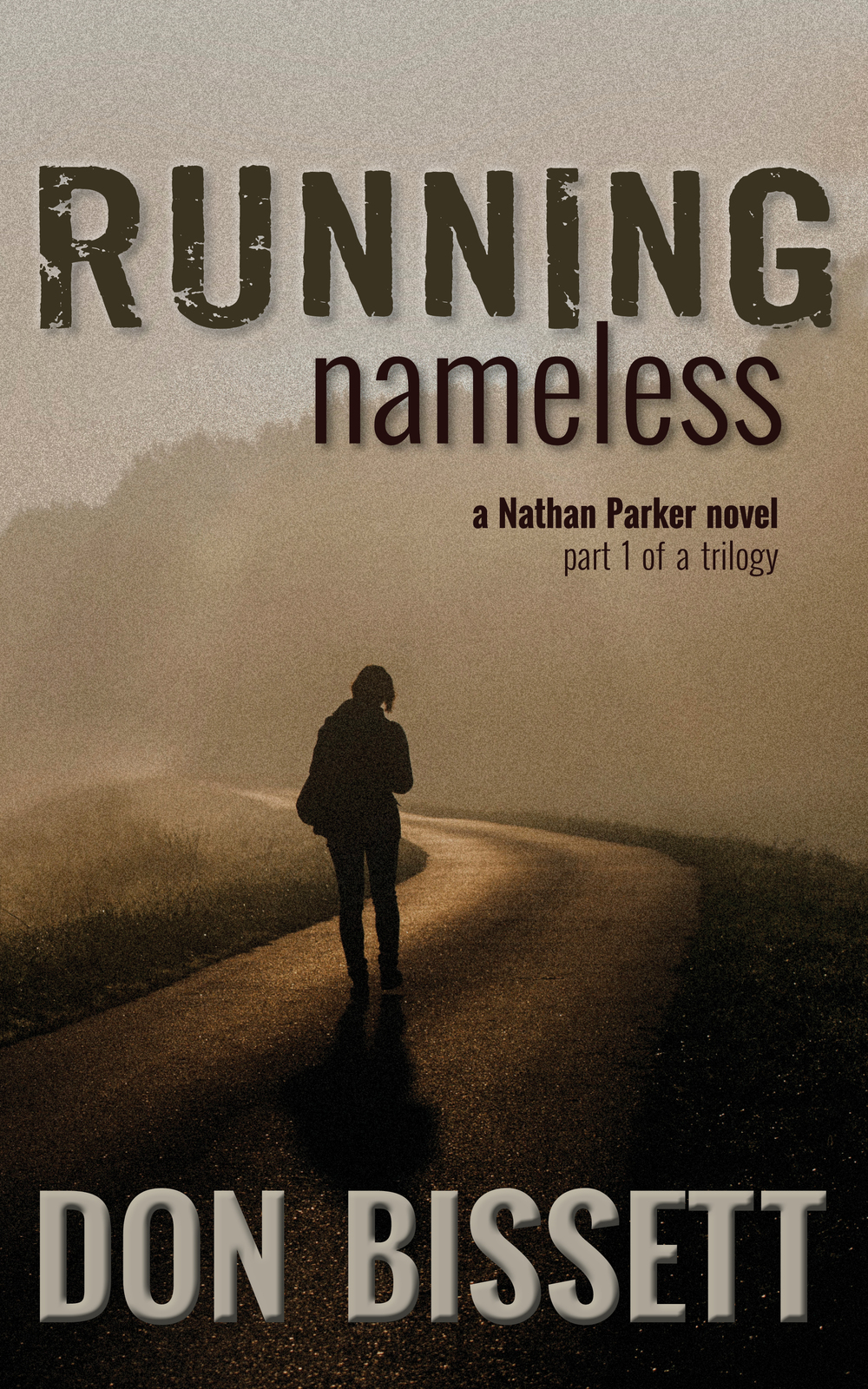 Running Nameless book cover