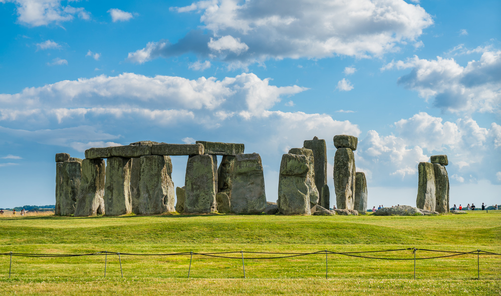 Stonehenge, England, UK. Sony A7rII, Sony 24-70mm f/4 at 70mm, ISO 100, f/8, 1/250th. Edited only in Lightroom.