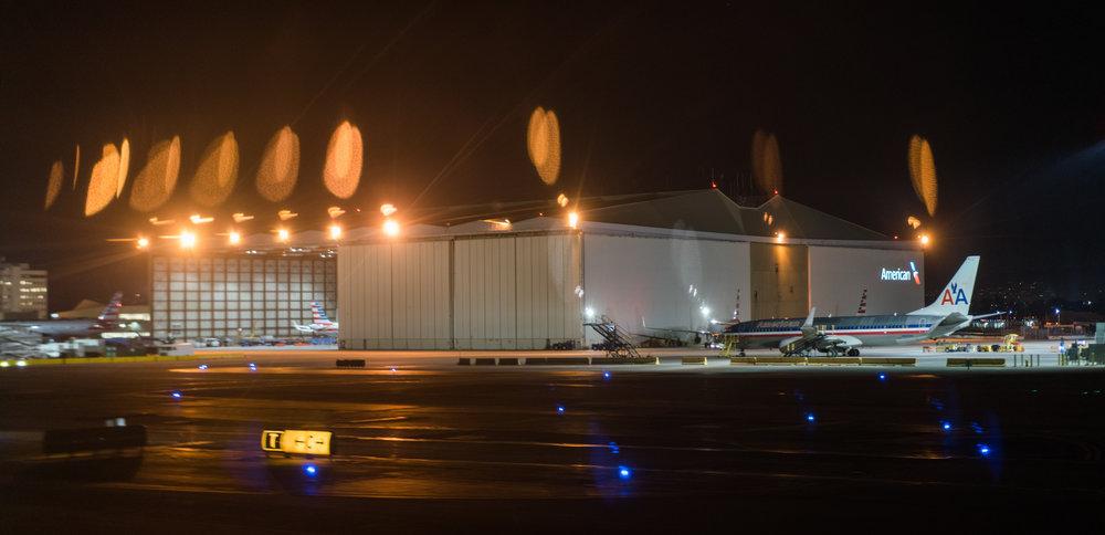 American hangar