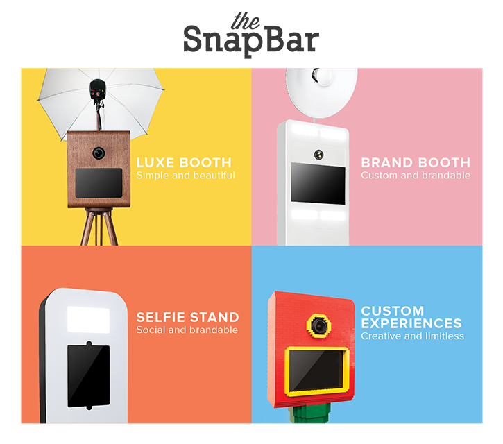 To Add to the Fun - With our extensive experience in 3D capture and printing, and with requests coming in from all over the country for our services, we have partnered with The SnapBar. Led by a team based in the Seattle area, The SnapBar is a photo experience company with a nationwide presence. We decided to partner for certain large-scale activations so that together, The SnapBar and Holodeck 3D Studios, can deliver an incredible variety of photo experiences using the latest technology to clients and events everywhere.