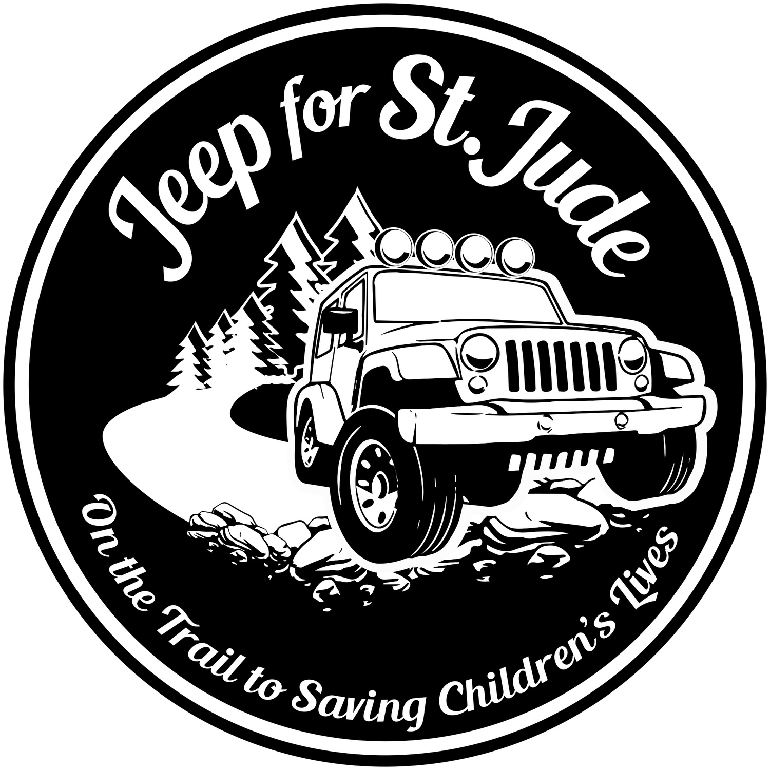 JEEP FOR ST. JUDE