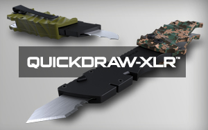 COMING SOON IN NOVEMBER 2016   Retractable Folding (Dual-use) Utility Knife with a 75% Longer Blade