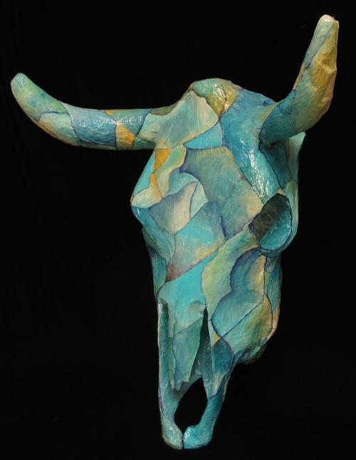 Papier Mache\' Sculpture — Mattie O. Artworks