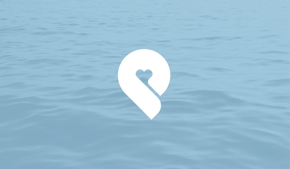 Pacific at Home visual identity logomark