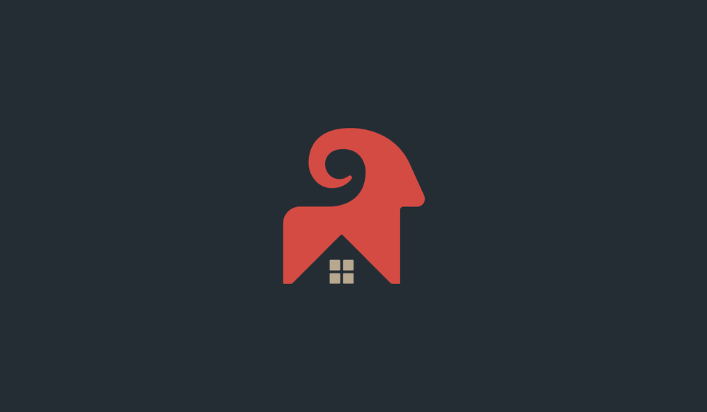 Aries visual identity logomark