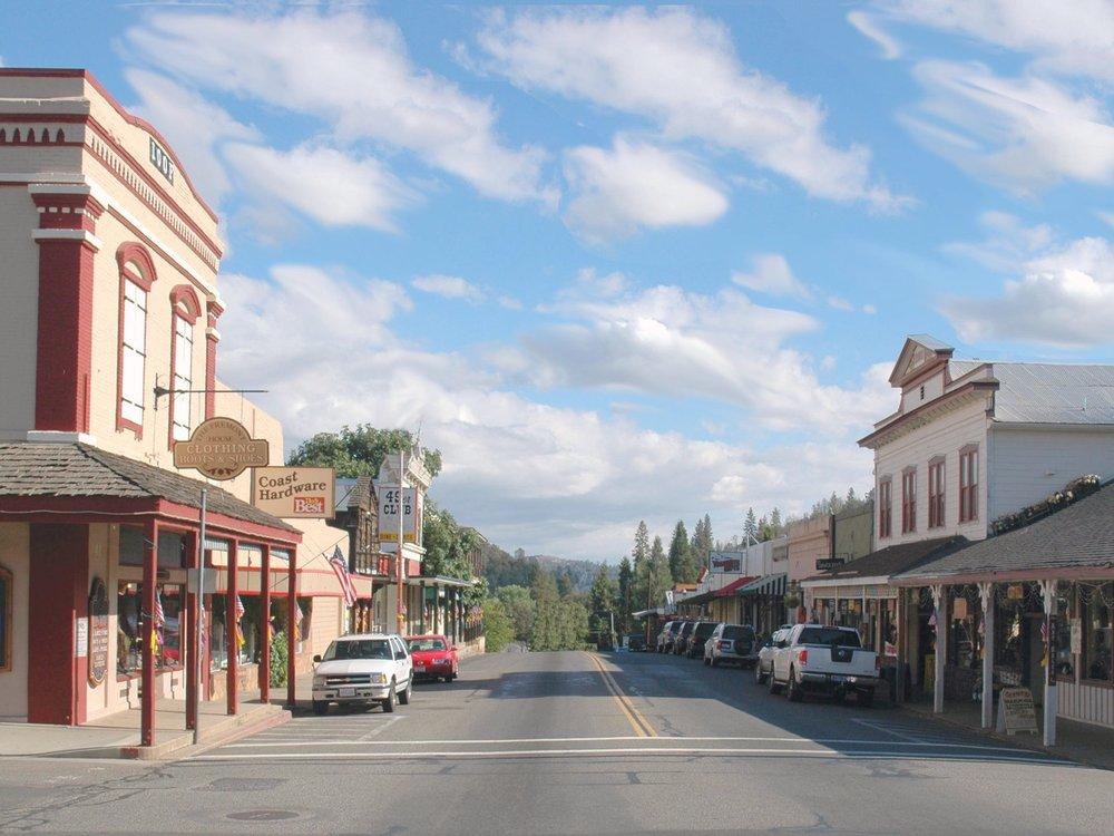 Mariposa County - Mariposa,Yosemite