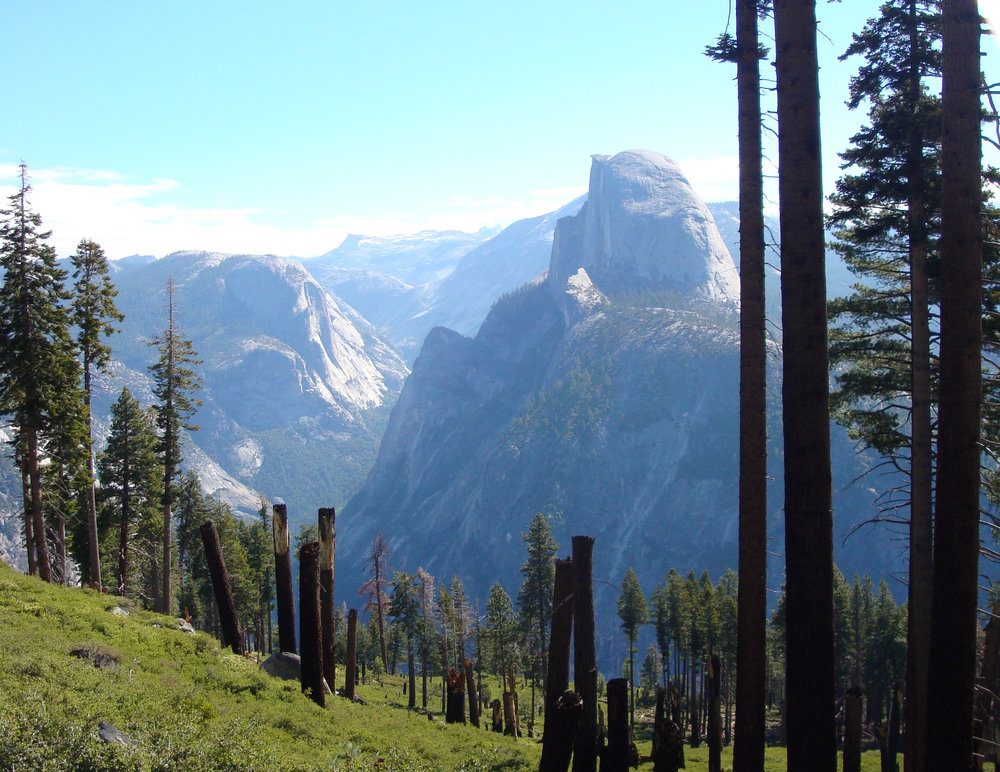 Yosemite National Park - Trail Guide
