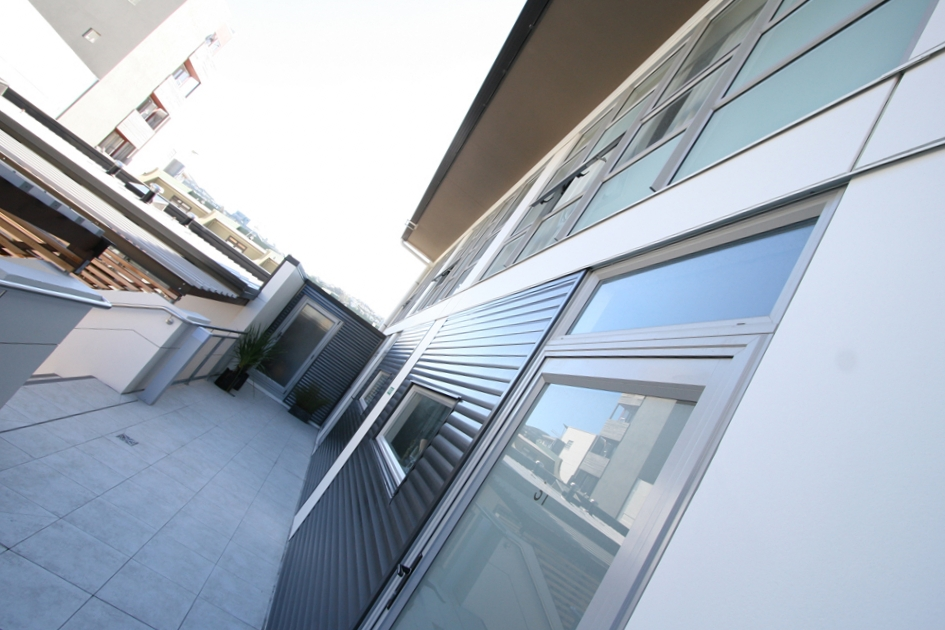 Sol Apartments by archaus - Exterior Photograph