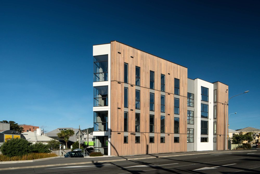 83 ABEL SMITH STREET BY ARCHAUS. EXTERIOR SHOT