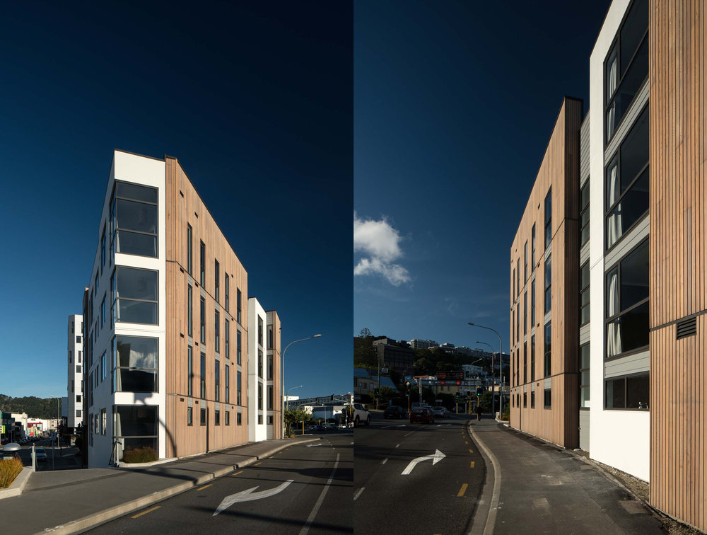83 ABEL SMITH STREET BY ARCHAUS. EXTERIOR SHOTS