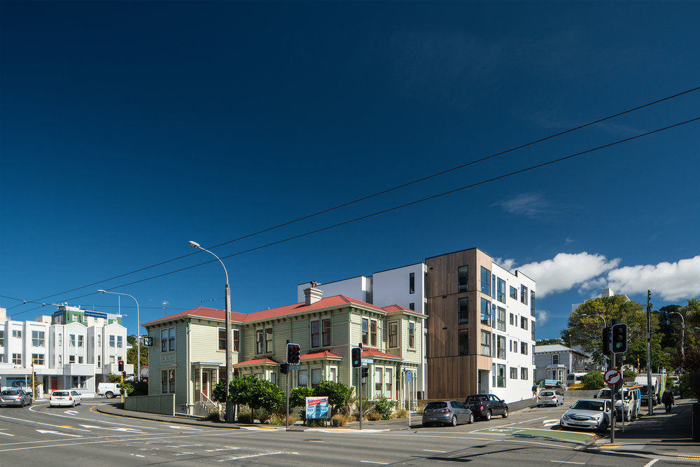 83 ABEL SMITH STREET BY ARCHAUS. ABEL SMITH STREET EXTENDED SHOT