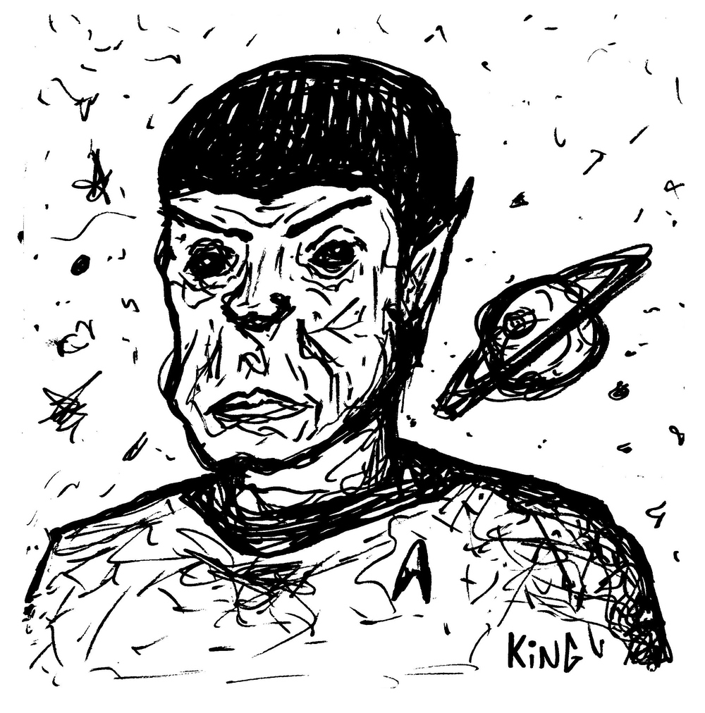 Lord Spock