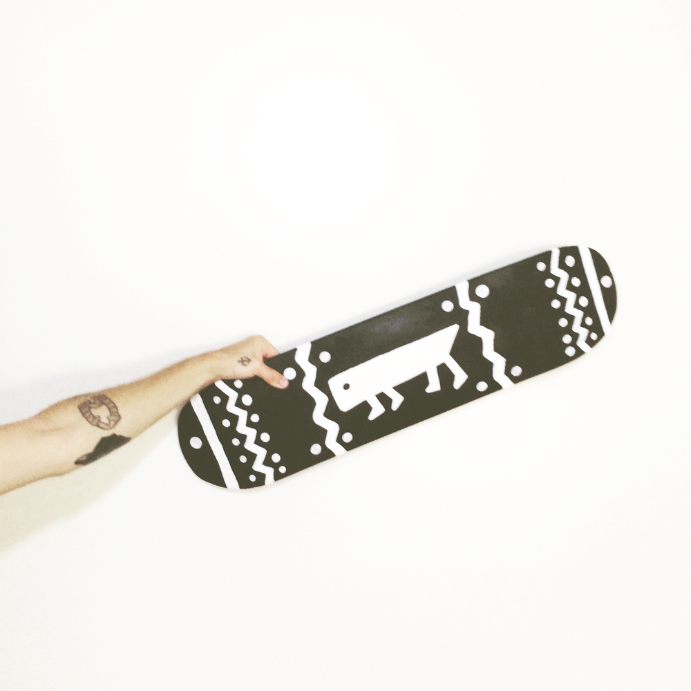 """Slither"" Board"