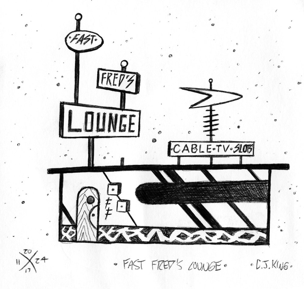 Fast Fred's Lounge