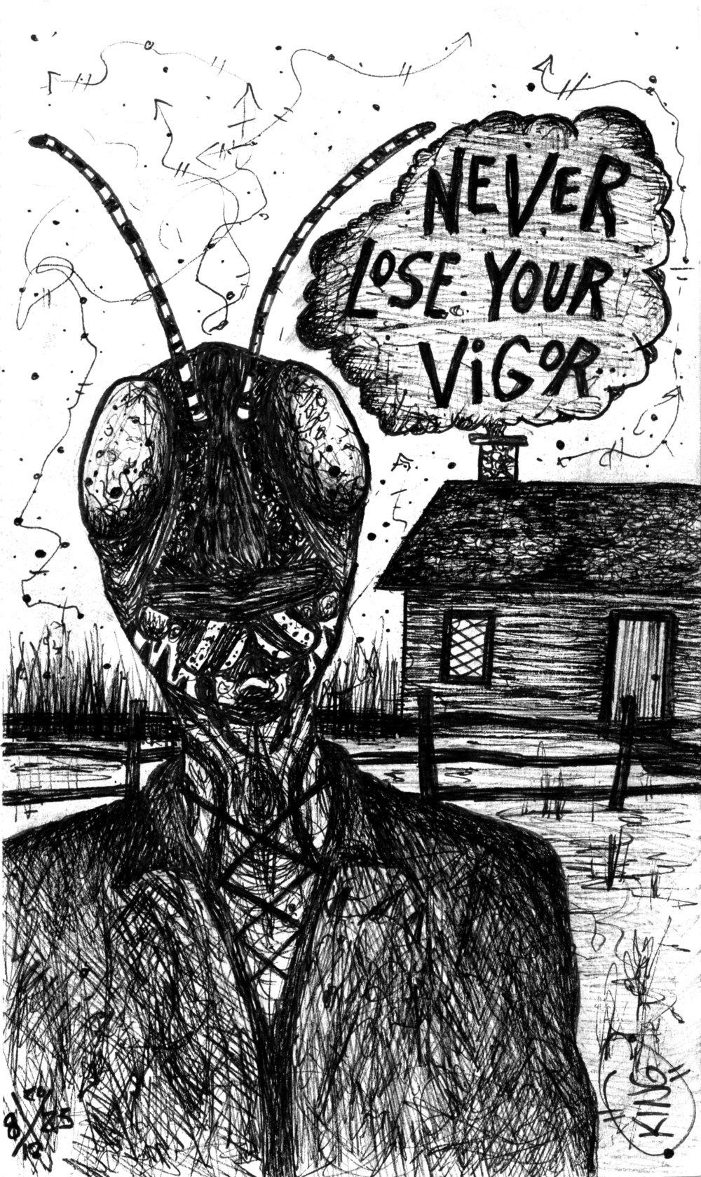 Never Lose Your Vigor