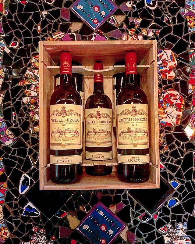 We are VERY excited about our newest addition to the list: Barone Ricasoli's '13 Costello di Brolio Chianti Classico Gran Selezione! Estate Grown Sangiovese, with a touch of Cabernet Sauvignon and Petit Verdot. The Ricasoli family has a rich history in the Chianti region dating back to the year 1141, also scribing the original formula for Chianti Classico in 1872. #chianti #chianticlassico #wine #losgatos #bayarea #thepastaria #history #familytradition #jamessuckling #viniitaliani #gaioleinchianti #brolio