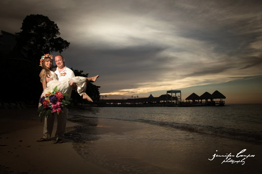 Jessica and Brian Gems | Sandals Ochi, Jamaica | September 18, 2018